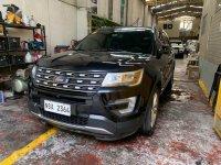 Black Ford Explorer 2017 for sale in Manila