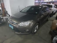Grey Ford Focus 2013 for sale in Pasig