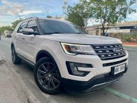 Selling White Ford Explorer 2017 in Quezon