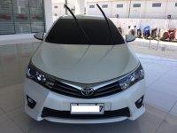 Selling White Toyota Corolla 2016 in Plaridel