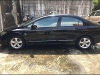 Selling Black Honda Civic 2009 in Taguig