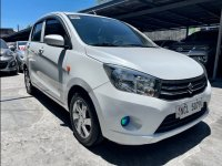 Selling White Suzuki Celerio 2018 in Las Piñas