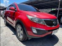 Selling Red Kia Sportage 2012 in Las Piñas