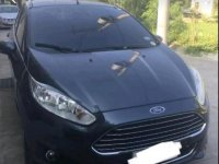Black Ford Fiesta 2014 for sale in Cainta