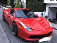 Selling Ferrari 458 2013