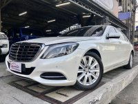 Sell White 2015 Mercedes-Benz S-Class