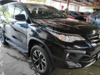 Selling Black Toyota Fortuner 2018 in Quezon