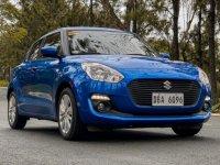 Selling Blue Suzuki Swift 2017 in Caloocan