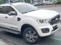 Selling White Ford Ranger 2019 in Quezon