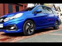 Blue Honda Mobilio 2016 for sale in Cainta
