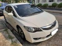 Selling White Honda Civic 2011
