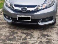 Selling Silver Honda Mobilio 2016