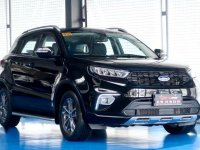 Selling Ford Territory 2021
