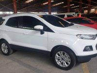 White Ford Ecosport 2017 for sale in Quezon