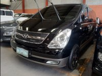 Black Hyundai Grand Starex 2012 for sale in Quezon