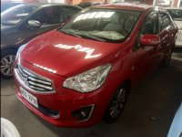 Selling Red Mitsubishi Mirage G4 2018 in Quezon