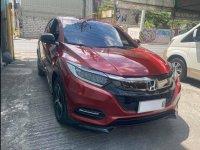 Selling Red Honda HR-V 2019 in Makati