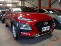 Red Hyundai KONA 2019 for sale in Quezon