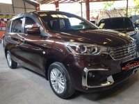 Brown Suzuki Ertiga 2019 for sale in Quezon