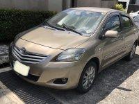Selling Beige Toyota Vios 2013 in Marikina