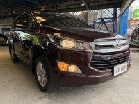 Red Toyota Innova 2017 for sale in San Fernando