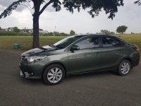 Green Toyota Vios 2016 for sale in Makati