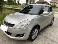 Selling Silver Suzuki Swift 2015