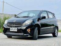 Black Toyota Wigo 2014 for sale in Noveleta