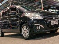 Black Suzuki Ertiga 2017 for sale in Pasig