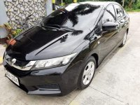 Selling Black Honda City 2014 in Valenzuela