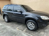 Selling Black Ford Escape 2021 in Quezon