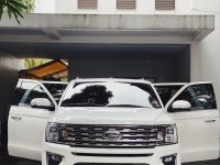 Sell White 2018 Ford Expedition