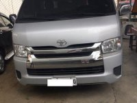 Sell 2018 Toyota Hiace Super Grandia in Manila