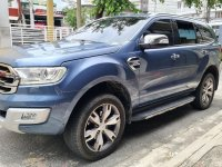 Selling Ford Everest 2016 in Manila