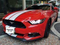 Selling Red Ford Mustang 2016 in Quezon