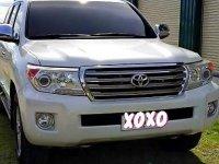 Sell White 2015 Toyota Land Cruiser in Makati