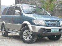 Blue Isuzu Crosswind 2009 for sale in Quezon City