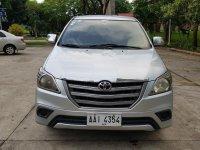 Sell 2014 Toyota Innova in Pateros