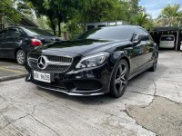 Black Mercedes-Benz CLS400 2016 for sale in Pasig