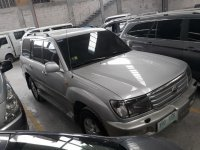 Brightsilver Toyota Land Cruiser 2003 for sale in Cainta