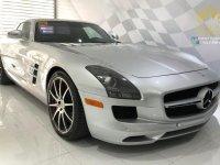 Selling Brightsilver Mercedes-Benz SLS 2012 in Quezon