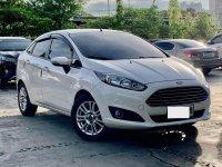 Selling White Ford Fiesta 2014 in Makati