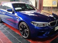 Selling BMW M5 2019 in Makati