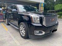 Selling Black GMC Yukon 2015 in Quezon