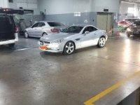 White Mercedes-Benz SLK200 2012 for sale in Rizal