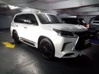 Selling White Lexus LX 2019 in Manila
