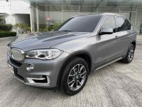 Selling Silver BMW X5 2014 in Pasig