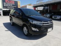Selling Black Toyota Innova 2016 in San Fernando