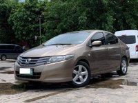 Beige Honda City 2010 for sale in Makati