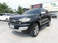 Selling Black Ford Everest 2016 in San Fernando